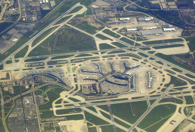 Chicago O Hare Runway Closed After Noise Complaints