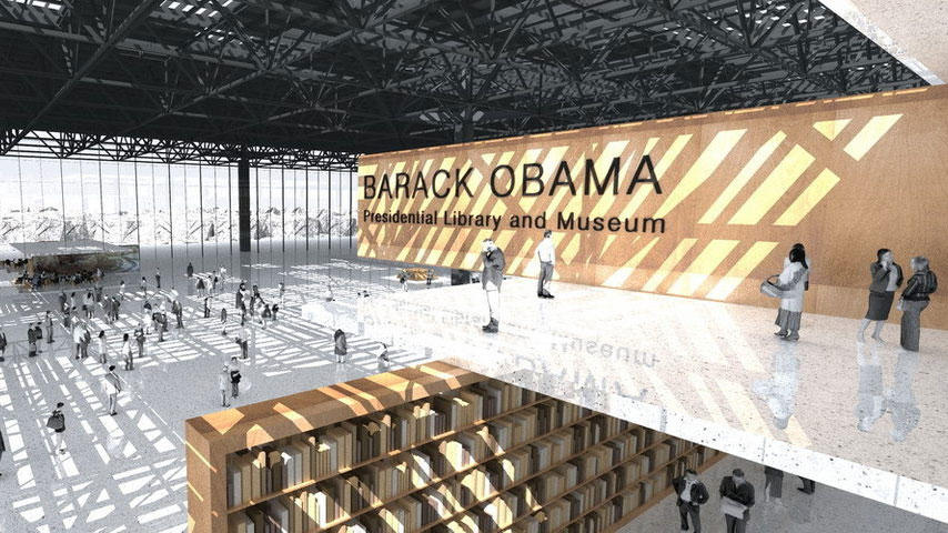 Foundation 140 Firms Ly To Design Chicago Library