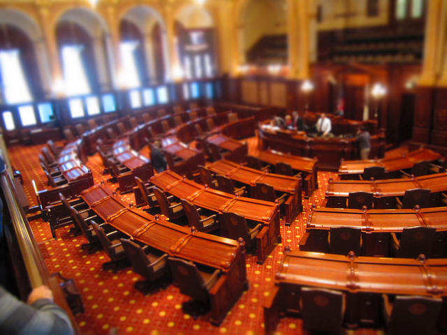 IL  lawmakers say progress made on stopgap budget