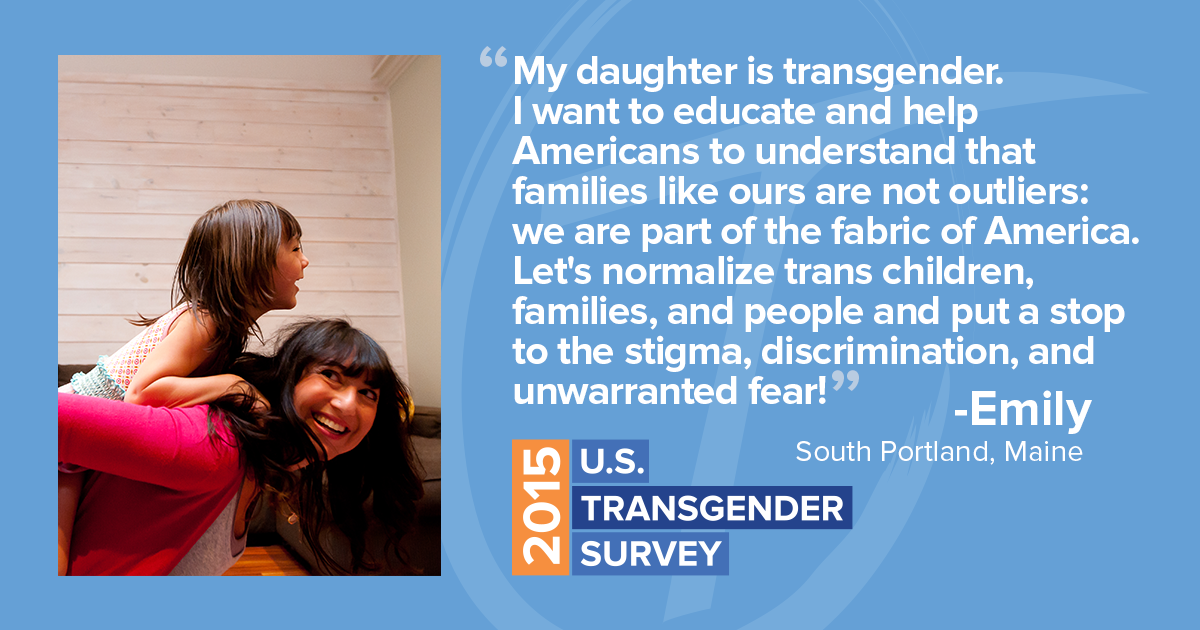 Major survey of transgender Americans finds pervasive bias