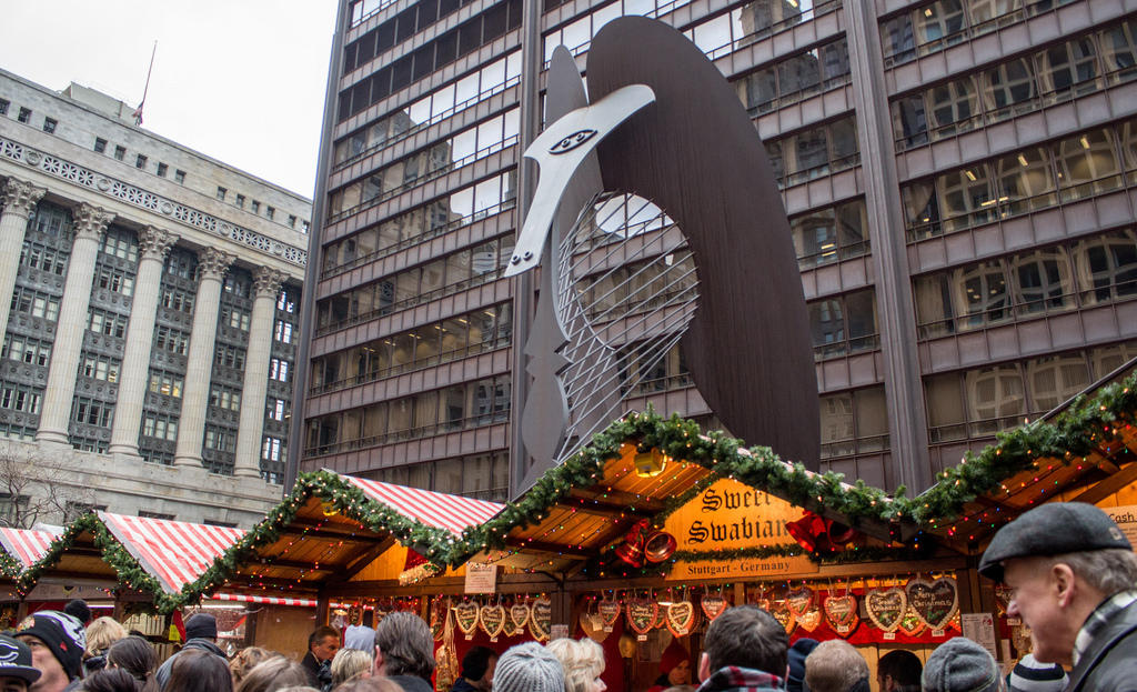 police increase security at chicago christmas market - Chicago Christmas Market