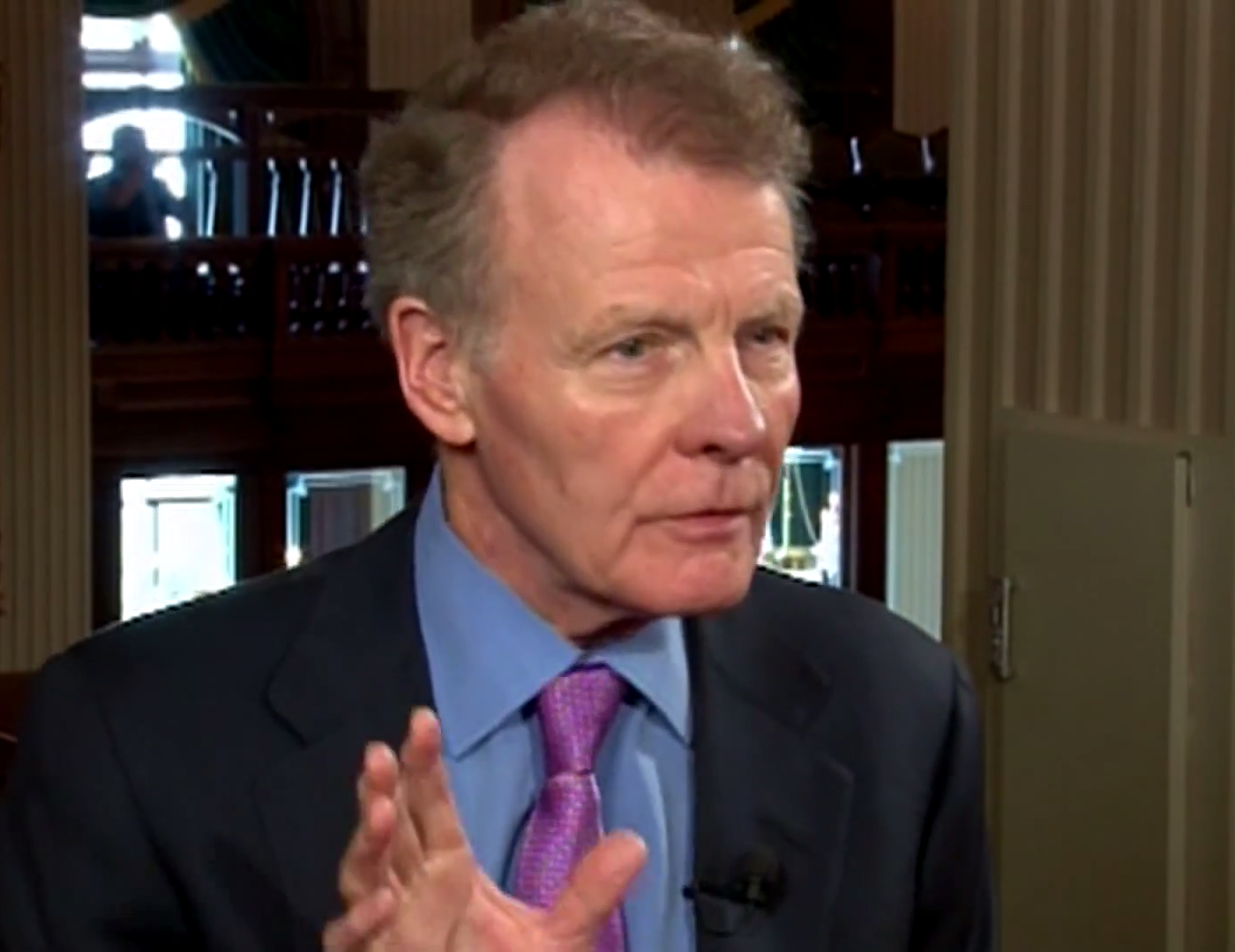 Madigan names Hoffman to work with Rauner on governor's agenda