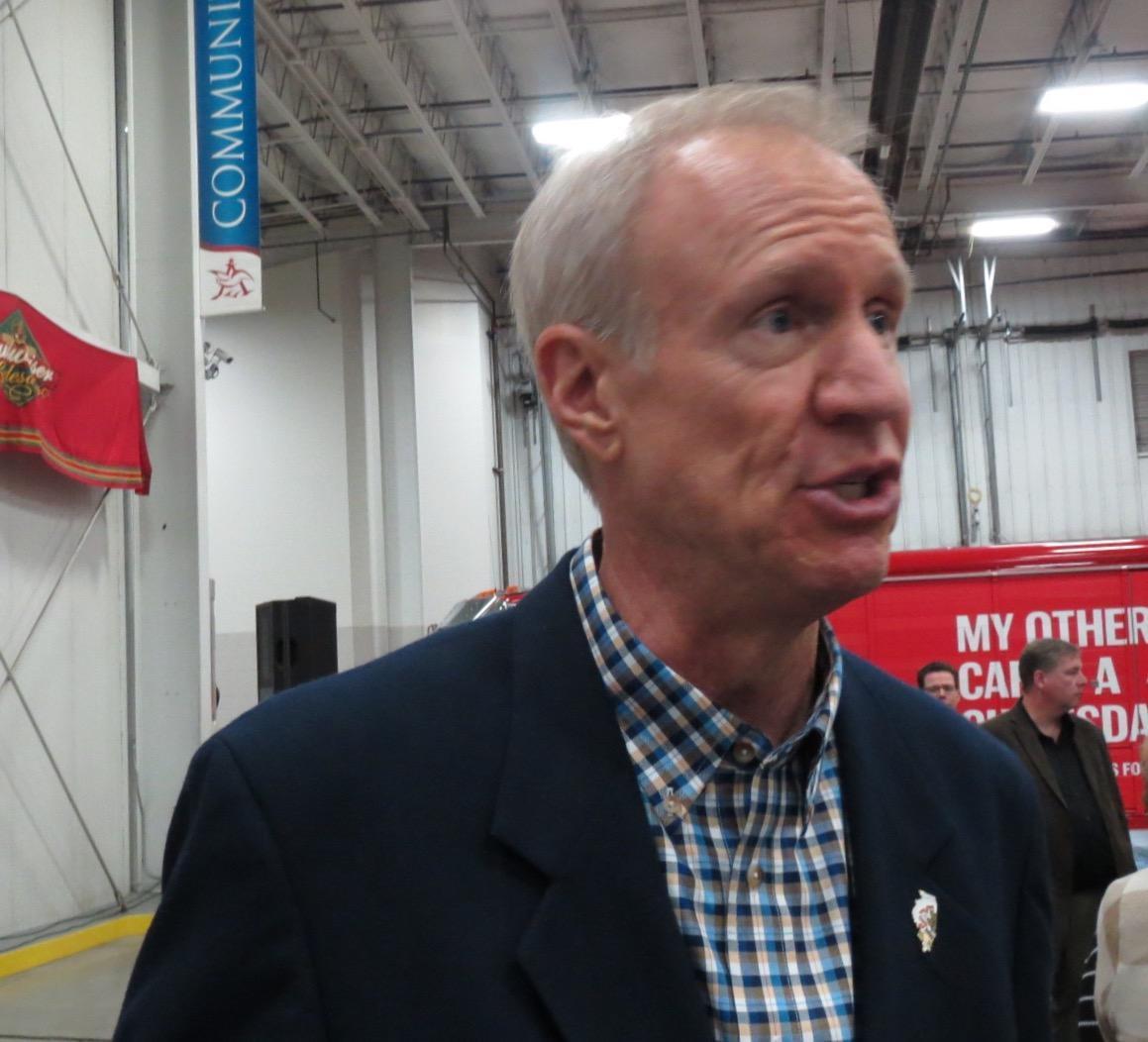 IL governor signs bail relief legislation