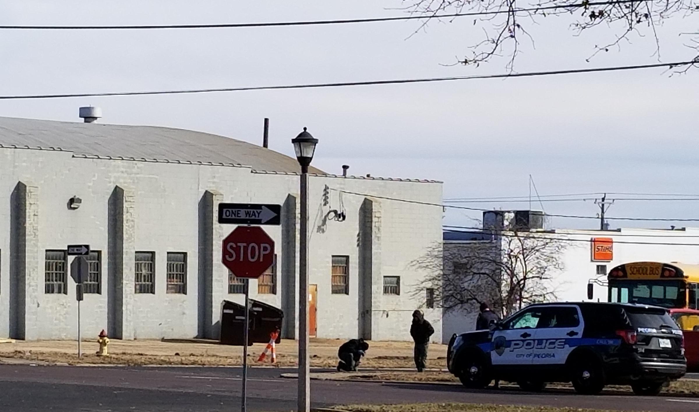 peoria police involved in fatal shooting peoria public radio