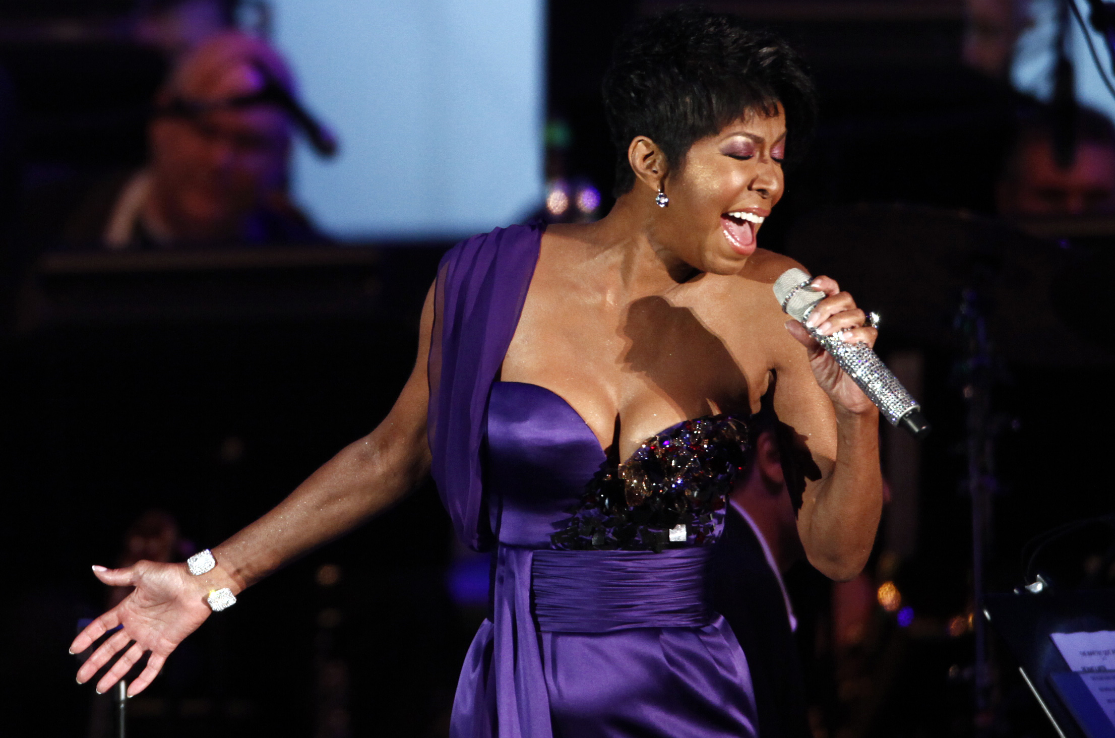 Thanks To Everyone For Celebrating Natalie Cole Wclk At