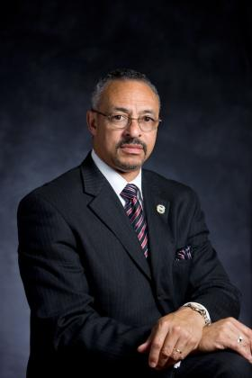 Carlton E. Brown, CAU President