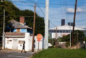 Vine City, Georgia Dome