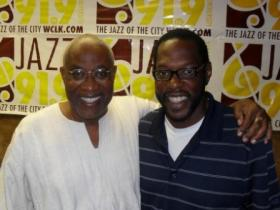 Pan African Film Festival's Ayuko Babu and Morris Baxter