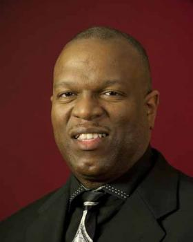 Rodney Evans, host, Joy in the Morning