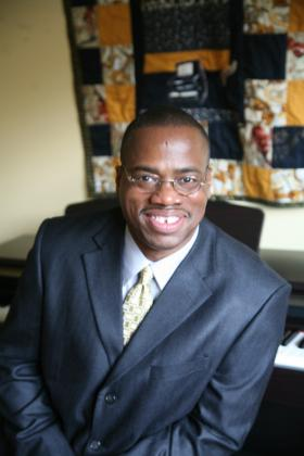 Stand by Me Composer and Arranger Stephen M. Lee, Artist In Residence at The Lyke House:The Catholic Center at AUC.