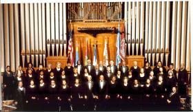 Wendall P. Whalum Community Chorus, 2009 performance @ MLK International Chapel.