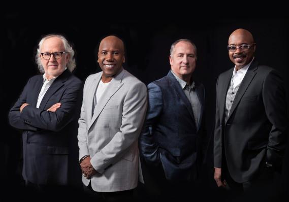 Fourplay--Bob James, Nathan East, Chuck Loeb, Harvey Mason