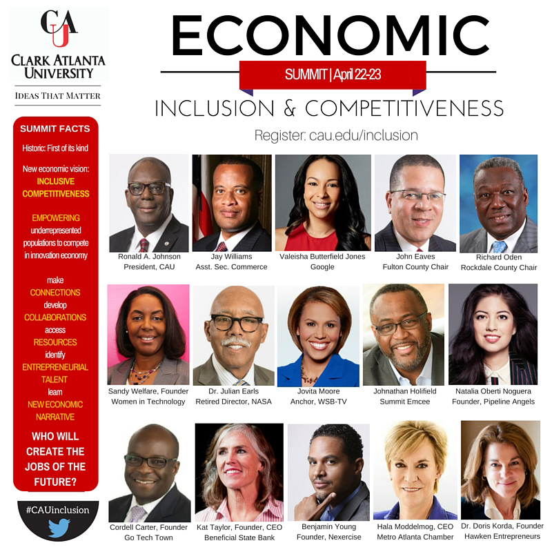 The Future Economy And Inclusive Competitiveness