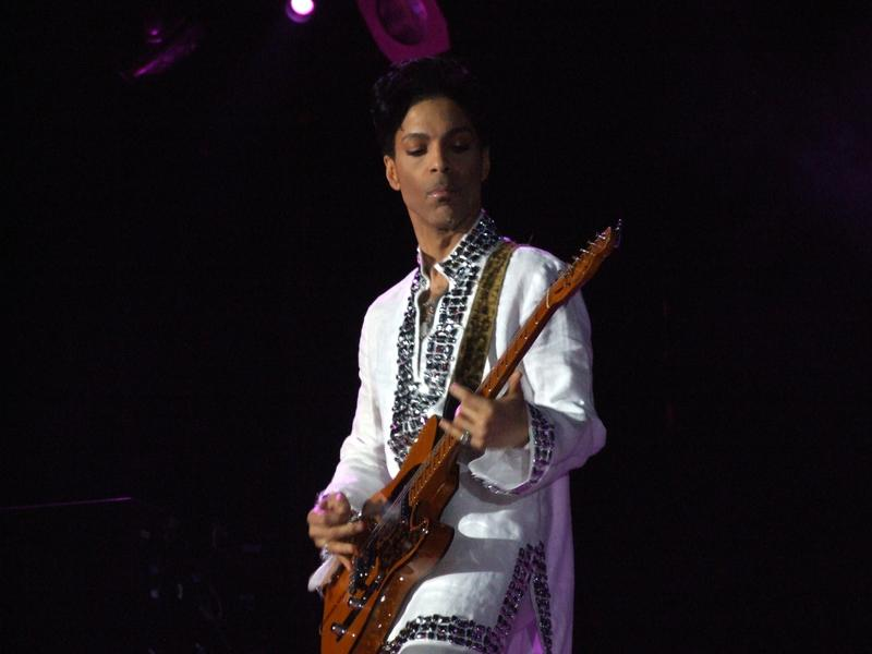 Prince At Coachella, 2008