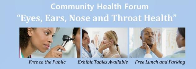 BridgeBuilders Community Health Forum 2017