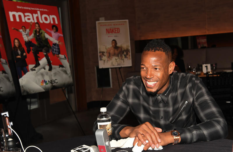 Marlon Wayans at STK Press Dinner