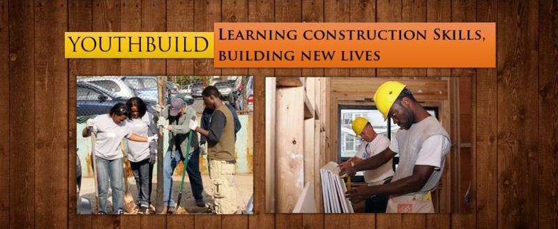 YouthBuild Students