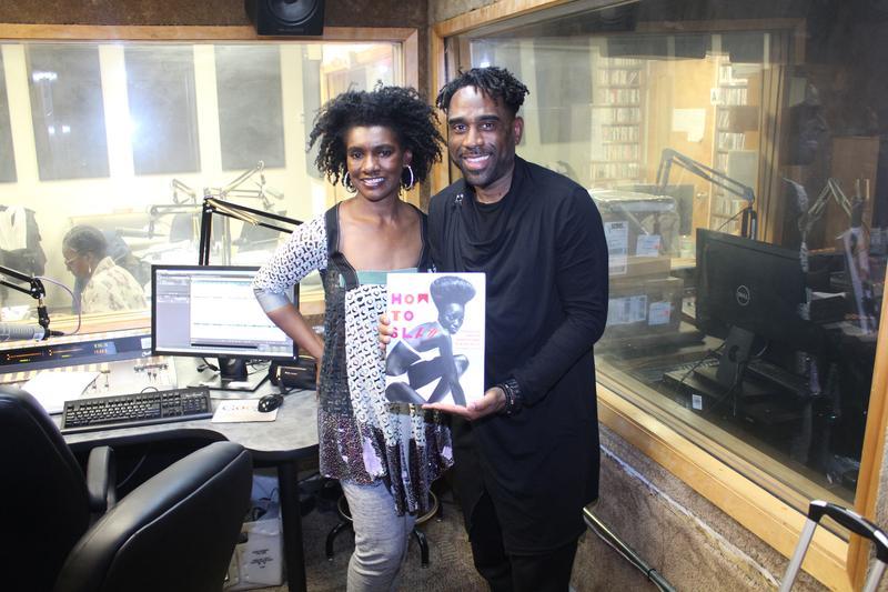 Ray Cornelius with Constance C.R. White