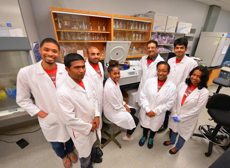 CCRTD Researchers