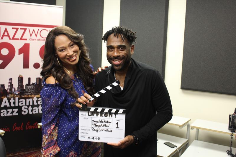 Ray Cornelius with Chrystale Wilson