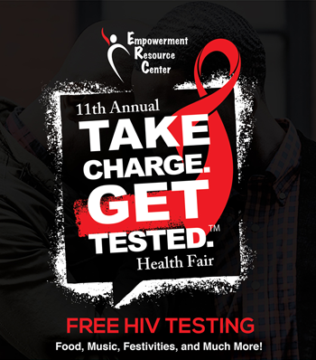 Take Charge, Get Tested June 27th on National HIV Testing Day