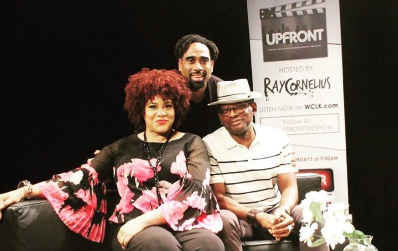 Ray Cornelius with Kim Coles and T.C. Carson
