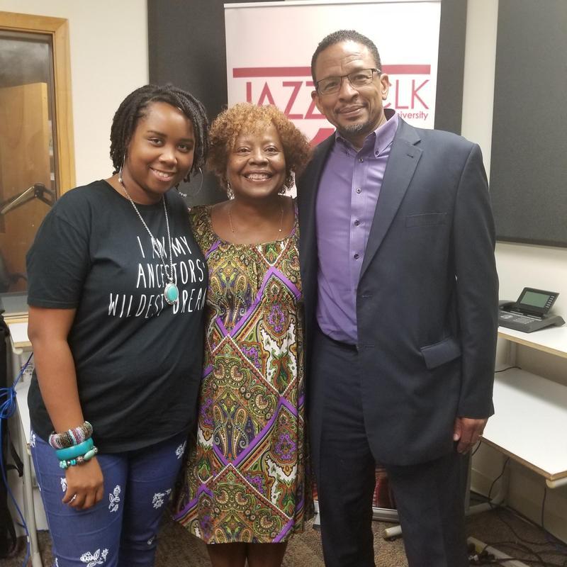 Akirah Renee, Kiplyn Primus, Pastor David Richards