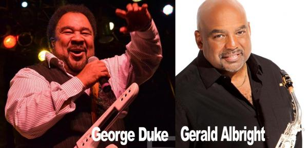 Jazz 91.9 WCLK 39th Anniversary Benefit Concert featuring Legendary Keyboardist George Duke, Wednesday, April 3, 7:30 p.m. at Cobb Energy Performing Arts Centre in Atlanta
