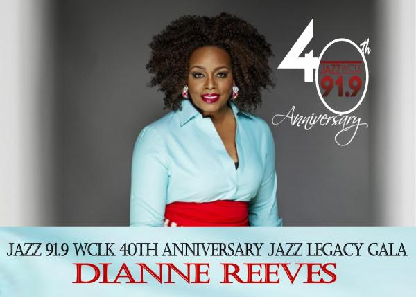 The Jazz Legacy Gala includes dinner, tributes and a special serenade by  Dianne Reeves.Ticket purchase to the Gala includes a ticket to the George Benson Concert.