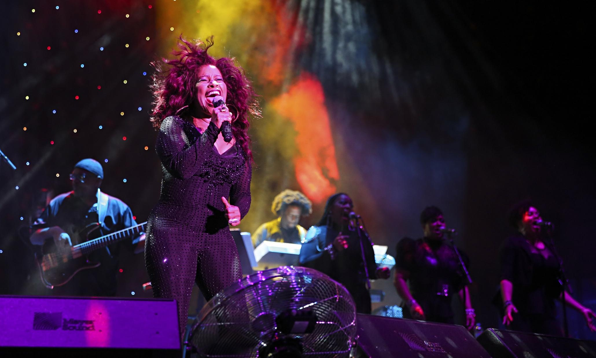 Chaka Khan To Resume Performing In August | WCLK
