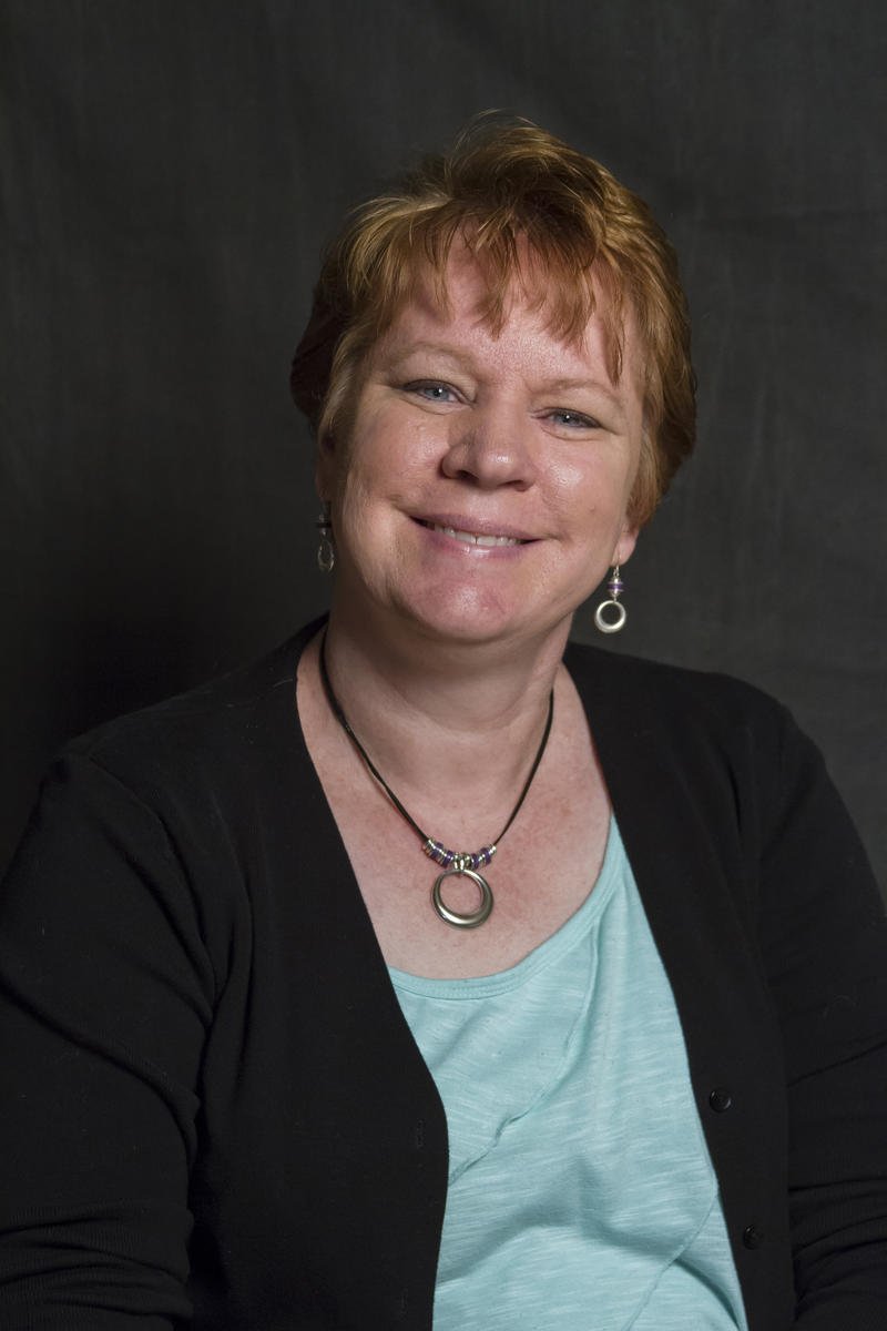 WCMU's Amy Robinson.