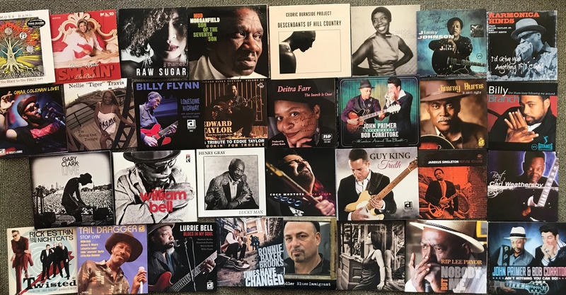 A preview of some of the albums being featured on 'The Juke Joint' on May 21.
