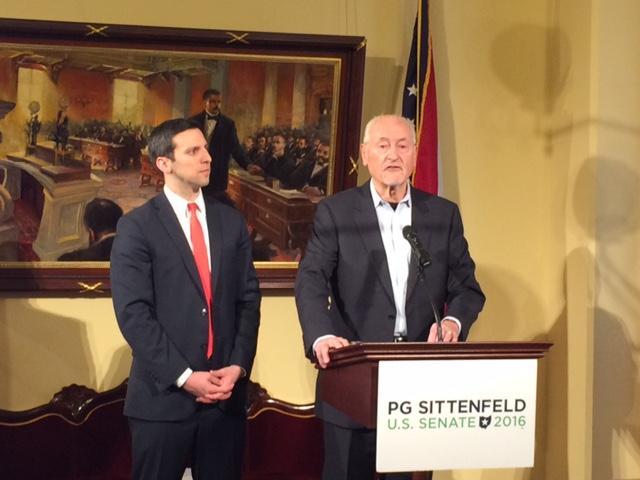 Former Ohio Governor Richard Celeste Endorses P.G. Sittenfeld For U.S. Senate