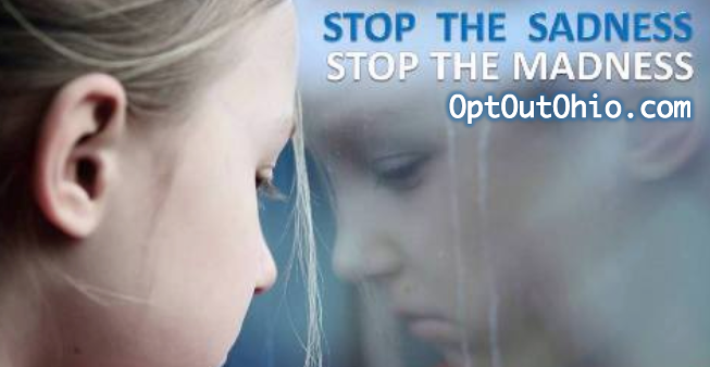 Picture from the Operation Opt Out Ohio Facebook page