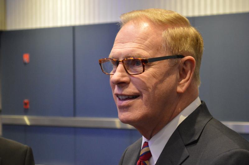 Former Gov. Ted Strickland