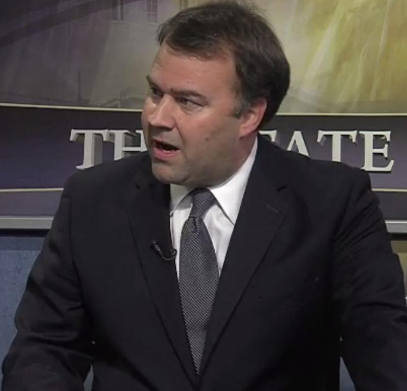 Ohio Democratic Party Chairman David Pepper