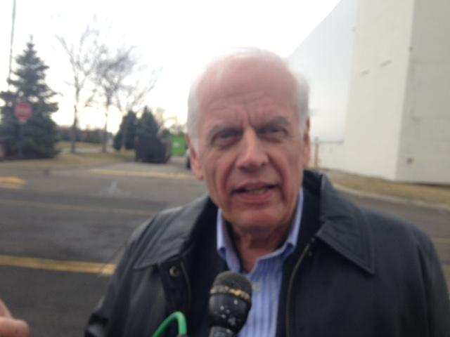 John Toedtman, Cincinnati Area, Self Described Reagan Democrat, says he's for Trump now