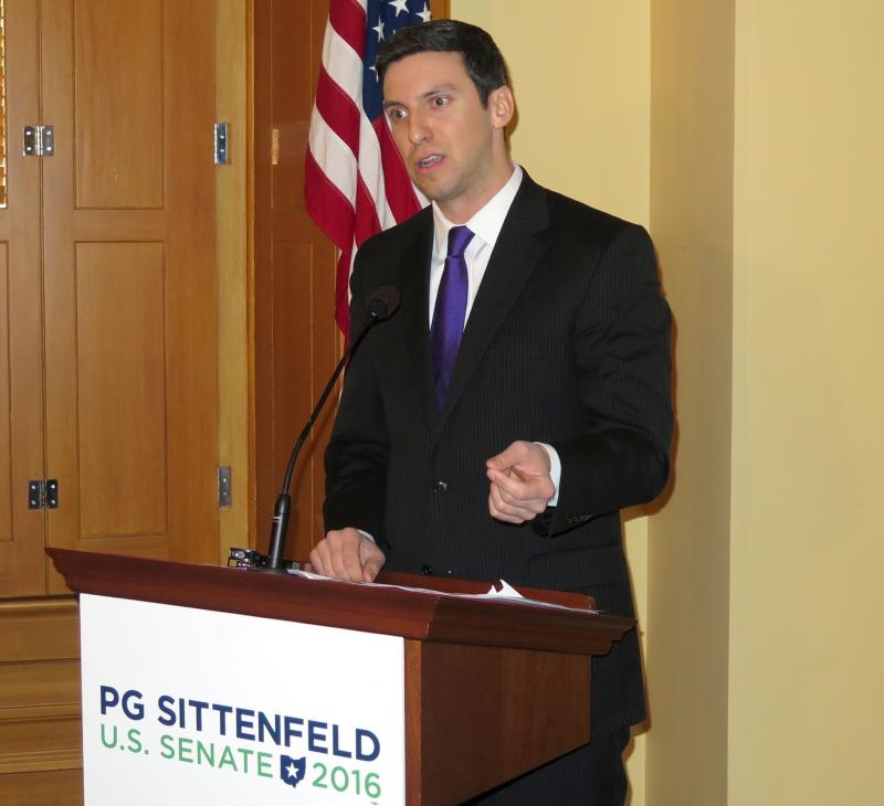 P.G. Sittenfeld, Cincinnati City Council member