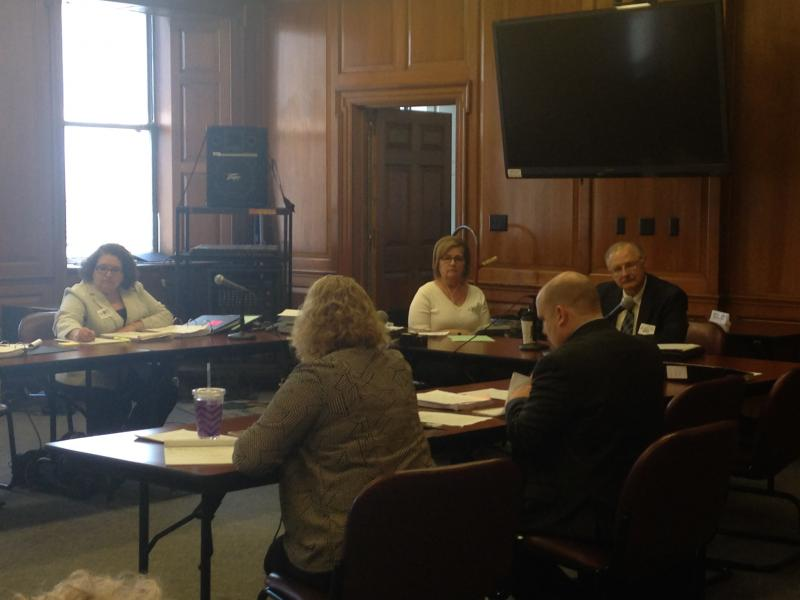 Ohio Department of Health board holds hearing
