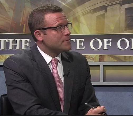 Mike Gonidakis, Ohio Right to Life president