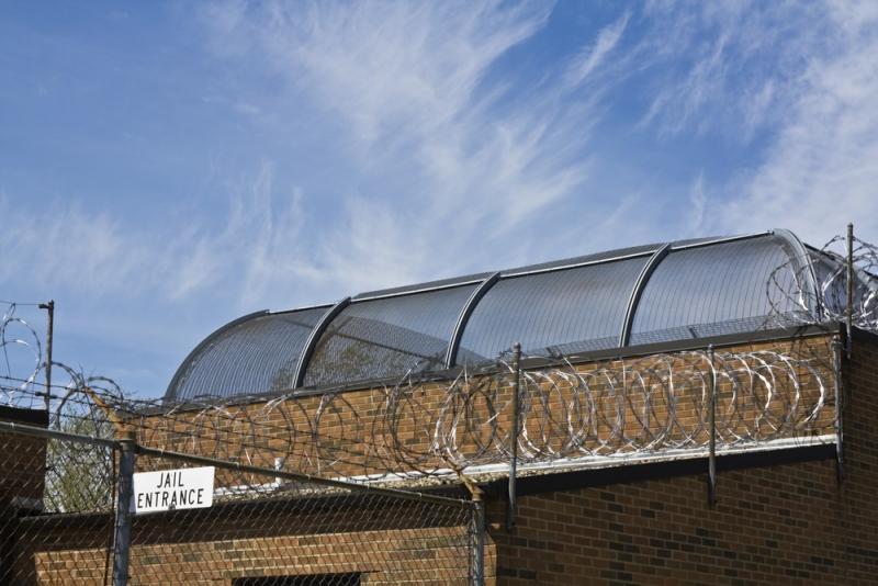 Cleveland Jail/Shutterstock