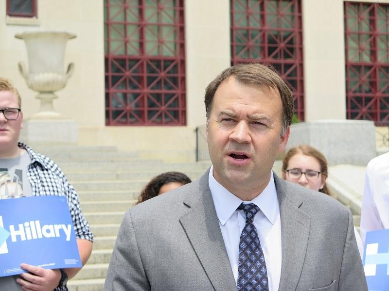Ohio Democratic Party Chairman David Pepper