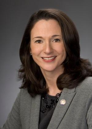Democratic State Representative Greta Johnson