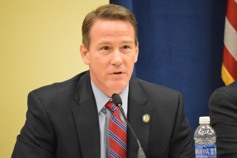 Republican Secretary of State Jon Husted