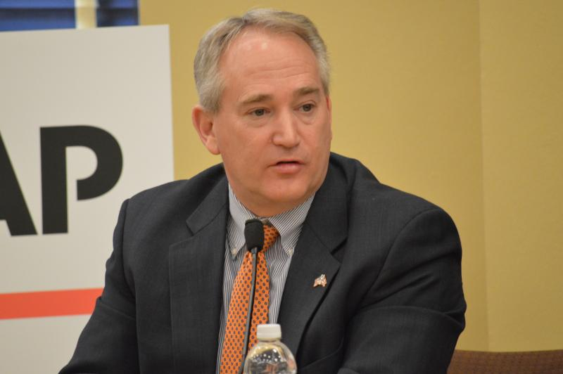 Senate President Keith Faber (R-Celina)