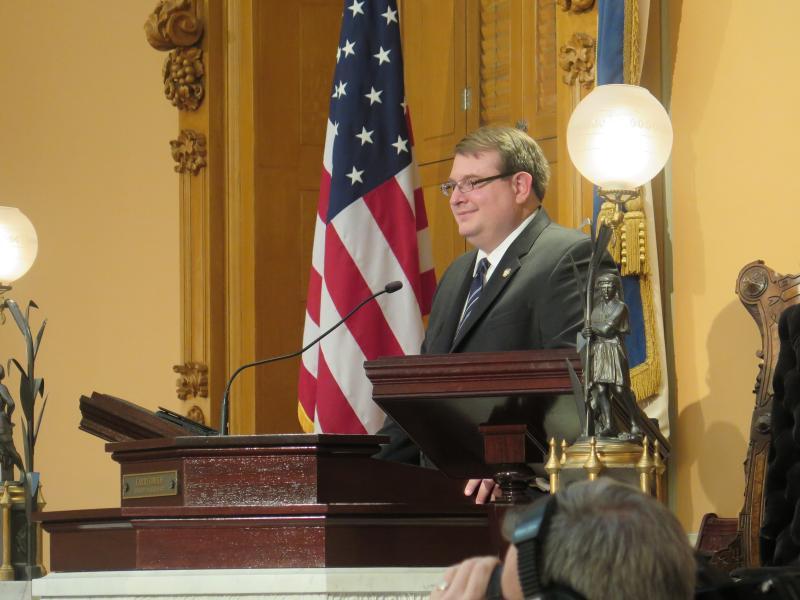 Senate President Larry Obhof