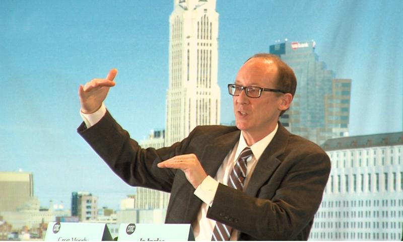 Ohio Health Transformation Director Greg Moody