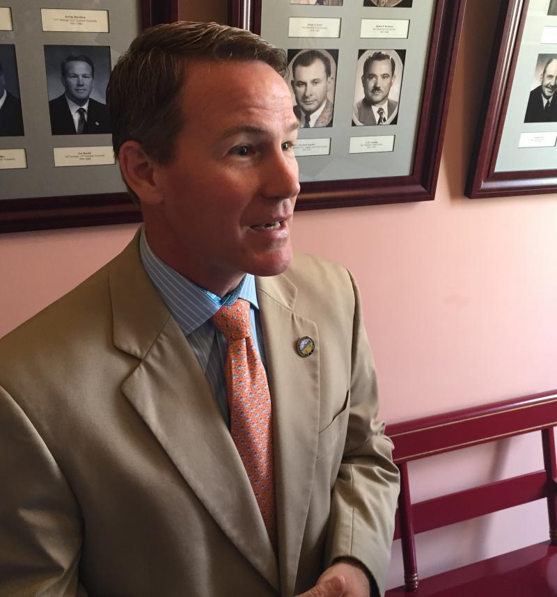 Secretary of State Jon Husted (R-Ohio)