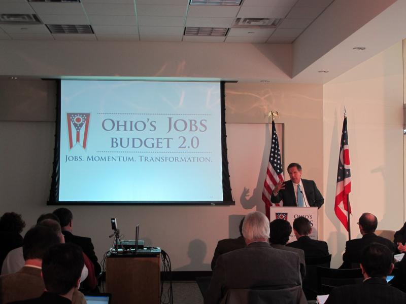 Gov. John Kasich put Medicaid expansion into his budget in February 2013. It was pulled out by state lawmakers, but passed the state Controlling Board later than year.