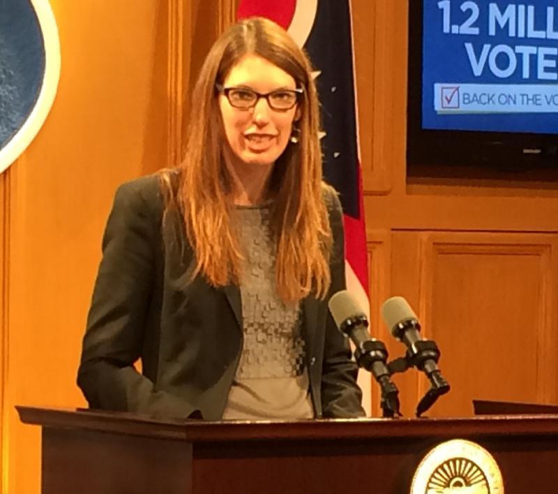 Rep. Kathleen Clyde (D)